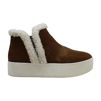 Steve Madden Womens Fern Suede Hight Top Pull On Fashion Sneakers