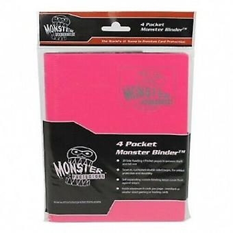 BCW Monster 4 Pocket Binder Album