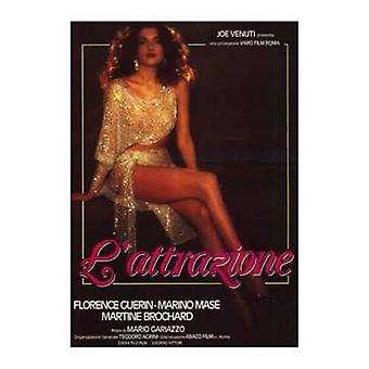 Attrazione L Movie Poster (11 x 17)