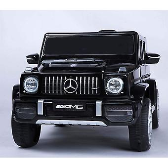 RICCO Mercedes Benz AMG G63 Licensed 12V 7Ah Battery Powered Electric Ride On