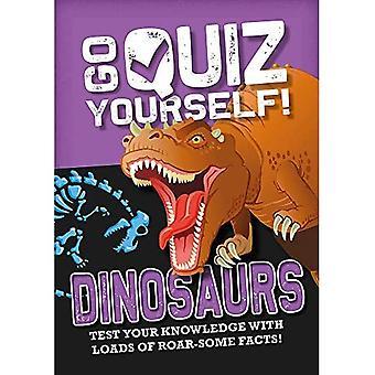 Go Quiz Yourself!: Dinosaurs (Go Quiz Yourself!)