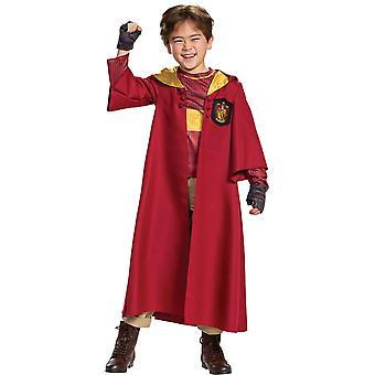 Costume da Bambino Quidditch Gryffindor Deluxe