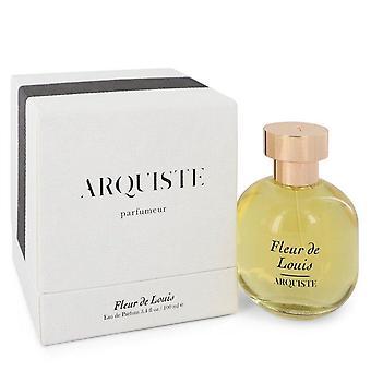 Fleur de louis eau de parfum spray von arquiste 551669 100 ml