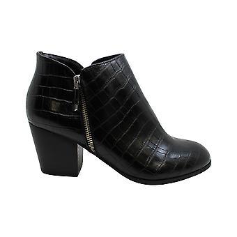 Style & Co. Womens Masrinaa Almond Toe Ankle Fashion Boots