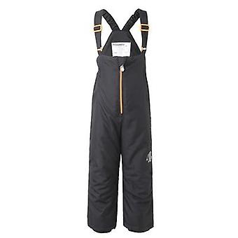 New Polyester Solid Straight Zipper, Fly Woven Winter Pants Waterproof Overalls