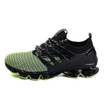 Men Blade Cushioning Running Shoes, Outdoor Walking Jogging Footwear Shoes