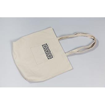 Cream Fabric Market Tote Bag
