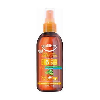 Tanning Spray Oil SPF 6 150 ml