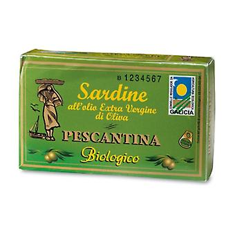 Sardines in extra virgin olive oil 120 g