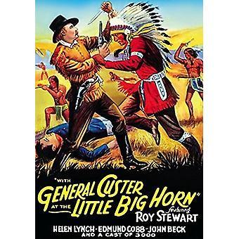 Met generaal Custer bij de Little Big Horn [DVD] USA importeren