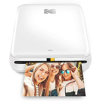Step Instant Printer | Bluetooth/NFC Wireless Photo Printer with ZINK Technology