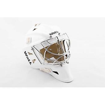 Wall W10 Goalie Mask - Senior + Costless Mask Bag, Sweatband and Lexan