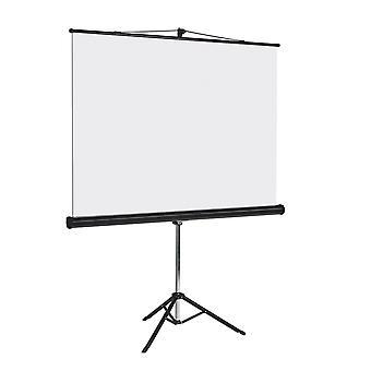 Bi-office tripod projection screen, 127cm