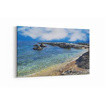Gemälde - Blaues Meer - 90x60cm