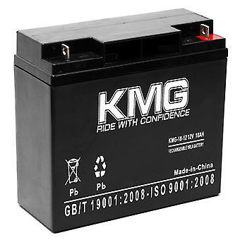 12V 18Ah Replacement Battery Compatible with DEWALT/BLACK & DECKER 90508011