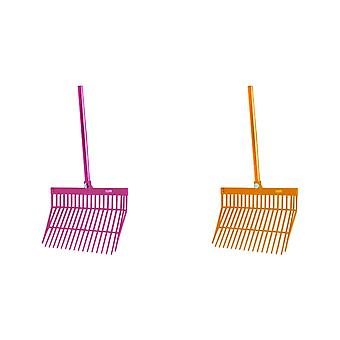 Roma Brights Revolutionary Stable Rake With Handle