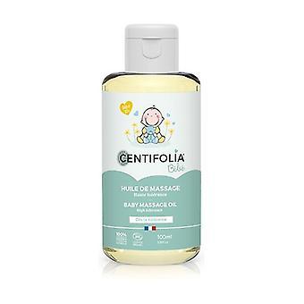 Baby massage oil 100 ml