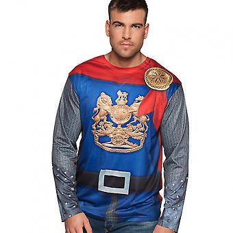 Shirt Knight Men Polyester Bt425069