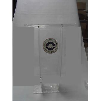 Modern Design Cheap Hot Delling Acrylic Pulpit/lucite Podium/acrylic Lectern