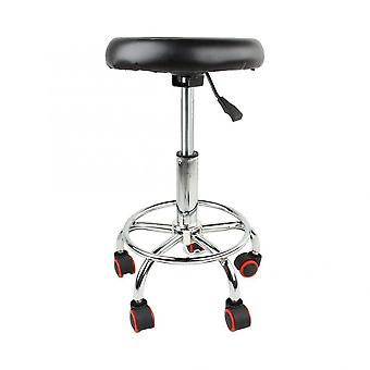 Height Adjustable Salon Rolling Swivel Hocker Tattoo Massage Spa Stuhl