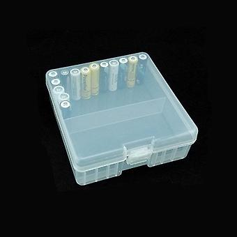 Powerlion PL-5100 AA Baterie de stocare Clear Case Box