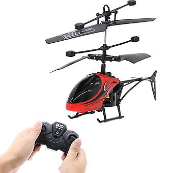 Mini Rc Drone Helicopte,r 2ch Electronic Suspension Drone