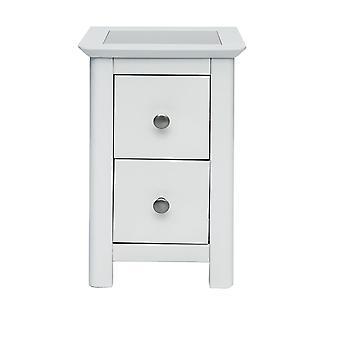 Ling 2 Drawer Petite Bedside Cabinet