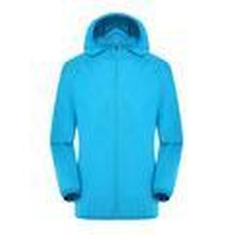 Ultra-light Rainproof Windbreaker Breathable Waterproof Raincoats, Windproof