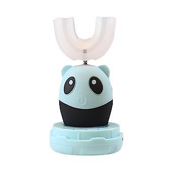 Автоматическая электрическая U-образная детская зубная щетка