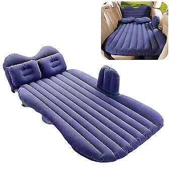 Colchón portátil de coche cama de aire cojín plegable inflable con viaje de camping de bomba de aire