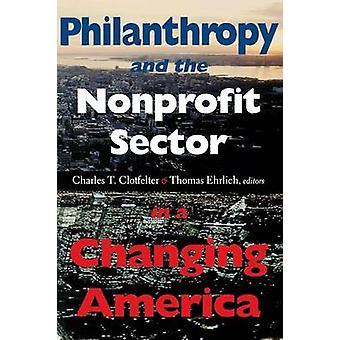 الأعمال الخيرية والقطاع غير الربحي في أمريكا المتغيرة من قبل شارل