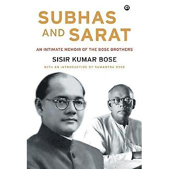 Subhas and Sarat by Sisir Kumar Bose - 9789383064144 Book