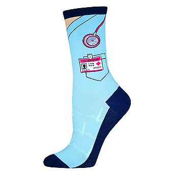 Socksmith Womens/Ladies Scrubs Socks