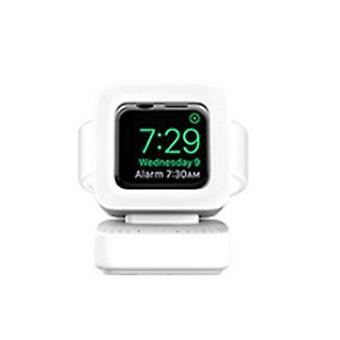 Для Apple часы зарядки стенд, Apple часы Силиконовый заряд стенд