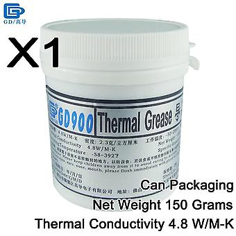 Net Weight Grams Gray Thermal Conductive Grease Paste Plaster Heat Sink