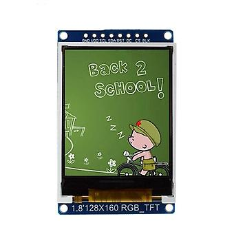 Tft Display 0.96 Ips 7p Spi Hd 65k Vollfarb-Lcd-Modul St7735