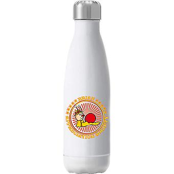 The Magic Roundabout Brian Appreciation Society Insulated Stainless Steel Water Bottle