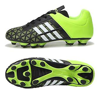 High Ankle Soccer Shoes, Men Outdoor High-top, Football Boots, Turf Cleats,