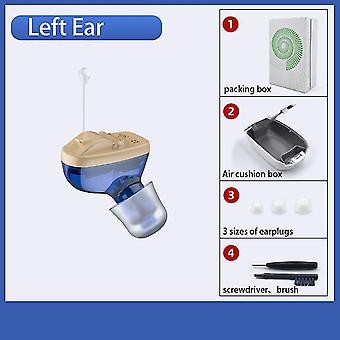 Soroya wireless hearing aids  mini cic invisible heaing aid sound amplifier ear hearing portable