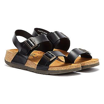 Fly London Ceke Womens Black Sandals