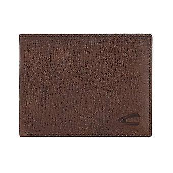 Kamel aktiv - Herrplånbok, med RFID, färg: Mörkbrun(2)