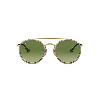 Ray-Ban RB3647N-91224M Sonnenbrille, Gold (Dorado), 51 Unisex-Erwachsene