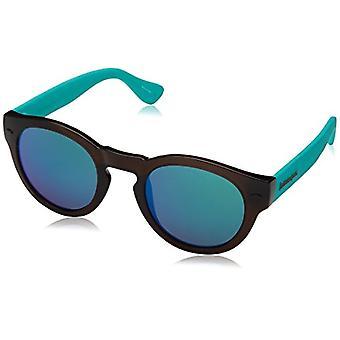 Havaianas TRANCOSO/M Z9 R0R 49 Gafas de Sol, Marrón (Brown Turqu/Brown), Unisex-Adult