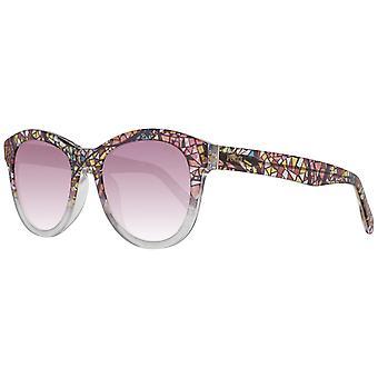 Gafas de sol multicolor para mujer