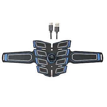 שריר הבטן מעצב בית תרגיל ציוד גוף הרזיה שריפת שומן תרגיל צורה בניית כושר חשמלי שרירים אימון מכונה