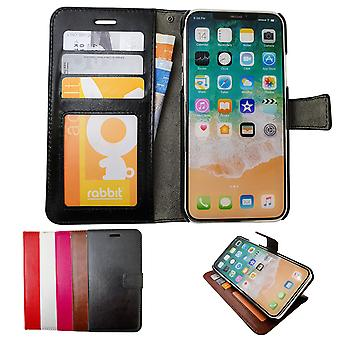 Iphone X/xs - Obudowa portfela / ochrona