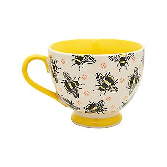 Sass & Belle Busy Bees Tazza timbrata