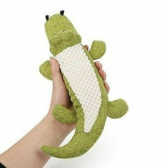 Pet Puppy Chew Play Squeaker Squeaky Plush Sound Dogs Toy