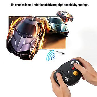 Wireless Wifi 2.4ghz Gamepad Portable 10m Distance Gaming Gamer Controller