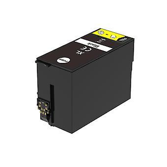 1 Cartouche d'encre noire pour remplacer Epson T2711 (série 27XL) Compatible/non-OEM de Go Inks